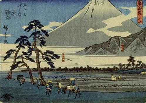 01-Hiroshige-14_Kichizo14Hara
