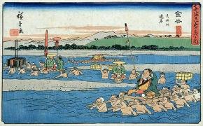 02-Hiroshige-25_Kanaya