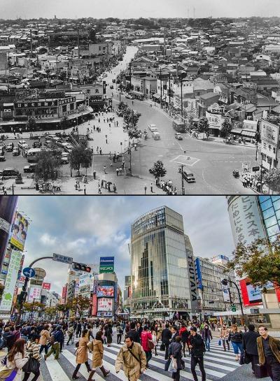 ShibuyaCrossing1952-2012_600